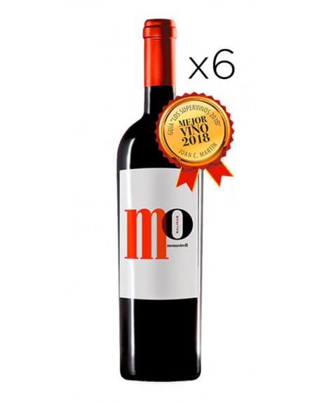 Pack 6 botellas Supervino de España 2016, 2017, 2018