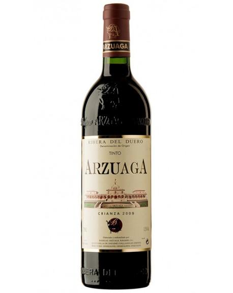 Vino Tinto Arzuaga Crianza Botella 9 litros