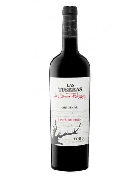 "Vino Tinto Tierras de Javier Rodríguez ""Original"""