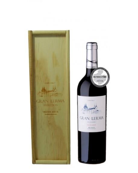 Vino Tinto Gran Lerma Vino de Autor Magnum